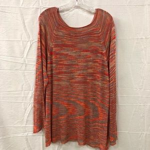 Sweaters - Pavo Real Sweater Size XL 100% Rayon